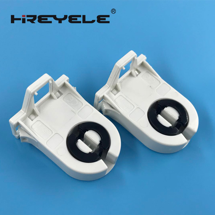 Non-hunted Locking Socket Fluorescent G13 Bi-Pin T8 Lamp Holder‎