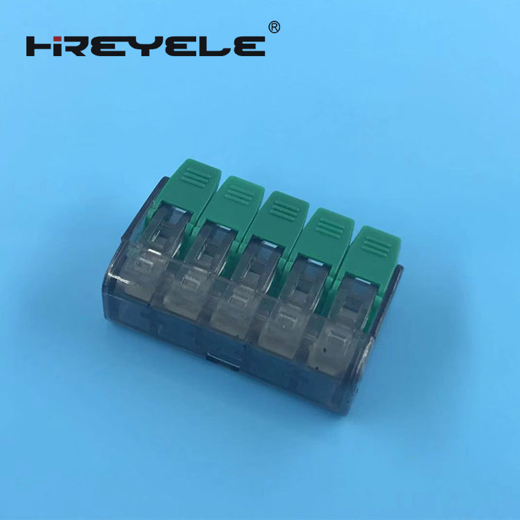 Wago 221 Cable Wire Connector Types