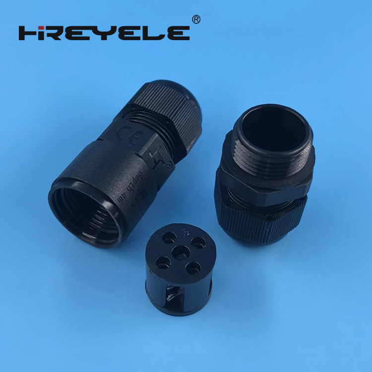 IP68 Waterproof Plastic Connector