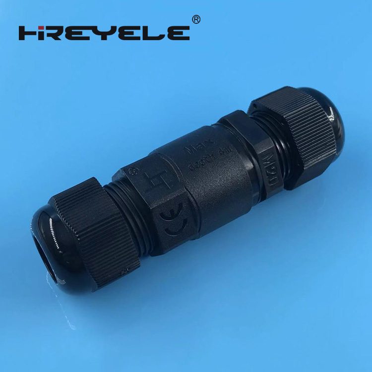 https://www.hireyele.com/product/IP68-Waterproof-Cable-Connector-For-Outdoor-Lighting.html