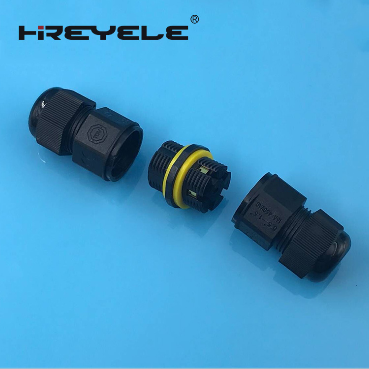 IP68 Waterproof Cable Connectors