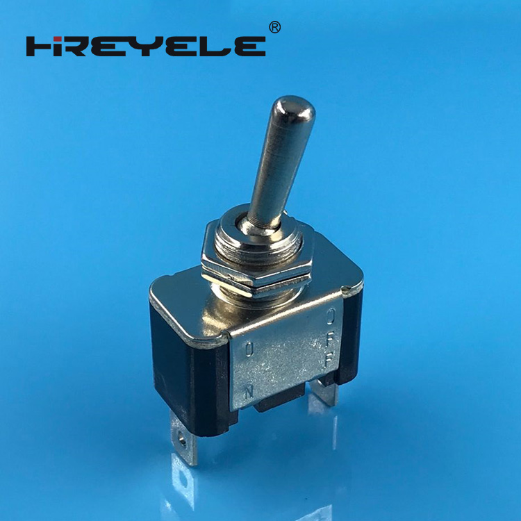 Latching Miniature Toggle Switch