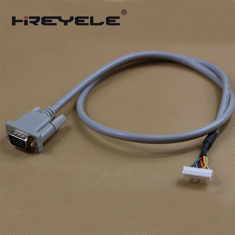 8pin connector wire harness