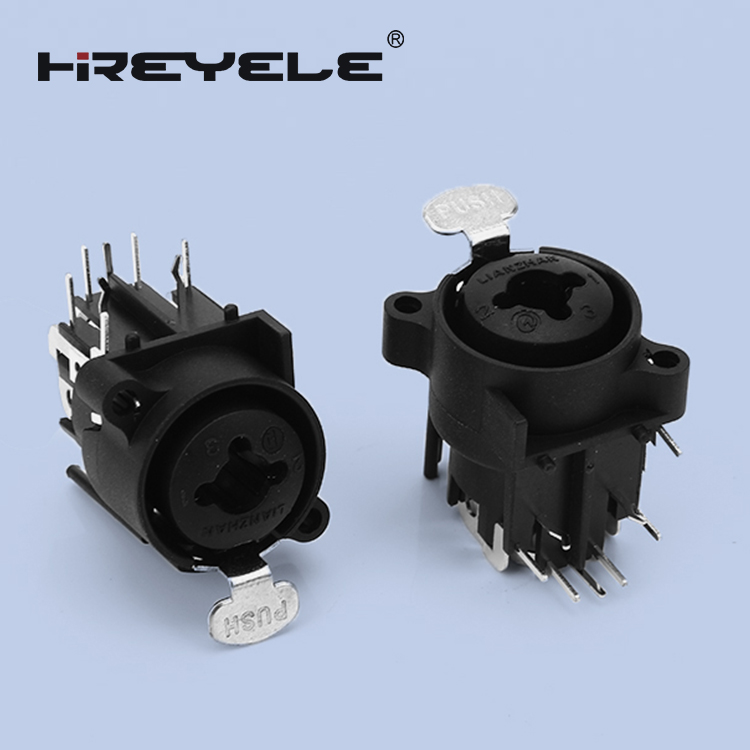 female speakon speaker audio socket