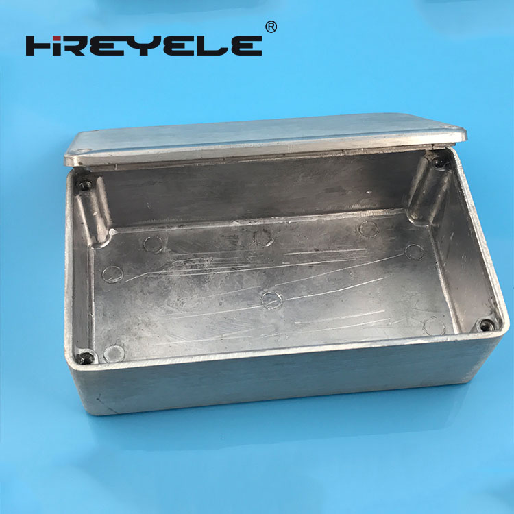 custom aluminum amplifier enclosure