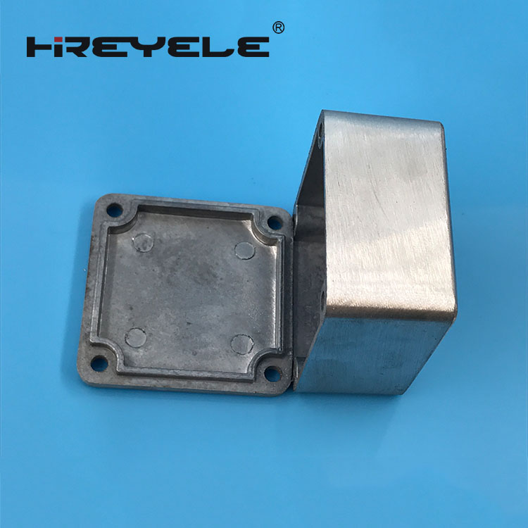 cast aluminum enclosure
