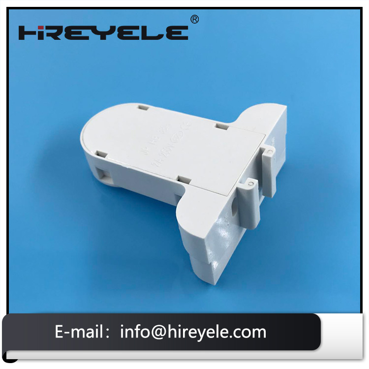 G13 T8 Tombstone Lamp Holders For Fluorescent Lamps