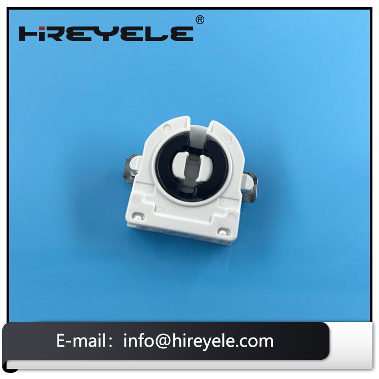 Bi-Pin T8 Fluorescent Sockets For LED Light Fixtures