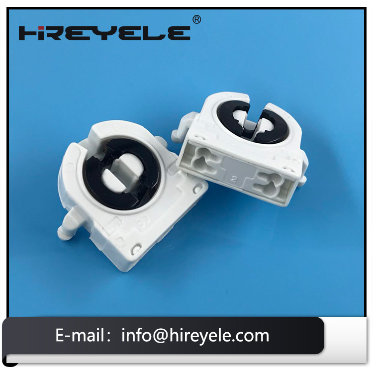 T8 G13 Tombstone Socket For LED Light Fixtures