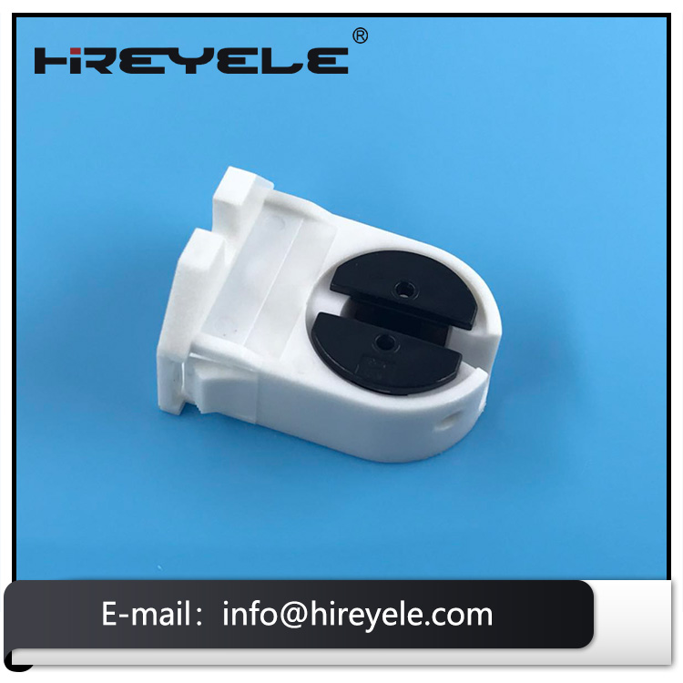 CFL T5 Lamp Holder Tombstone For Linear Fluorescent Lamp