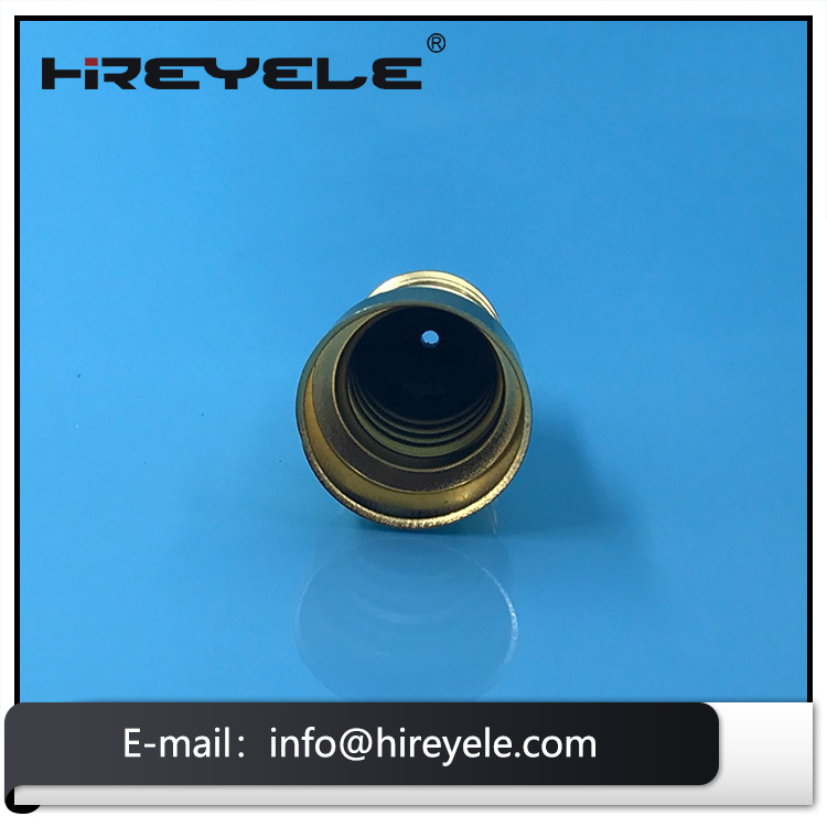 E14 Screw Wall Lamp Holder Socket With Body Material Copper