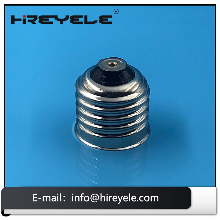 Hot Screw Type E27 Bulb Lamp Cap With China Cheap Price