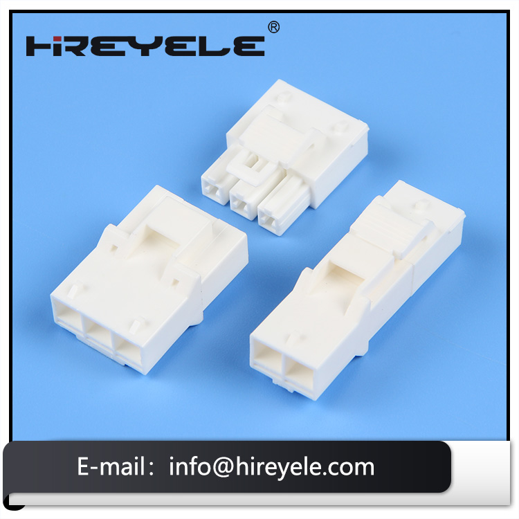 3 Pin Crimping Housing Electrical Korean KET Connector MG611163
