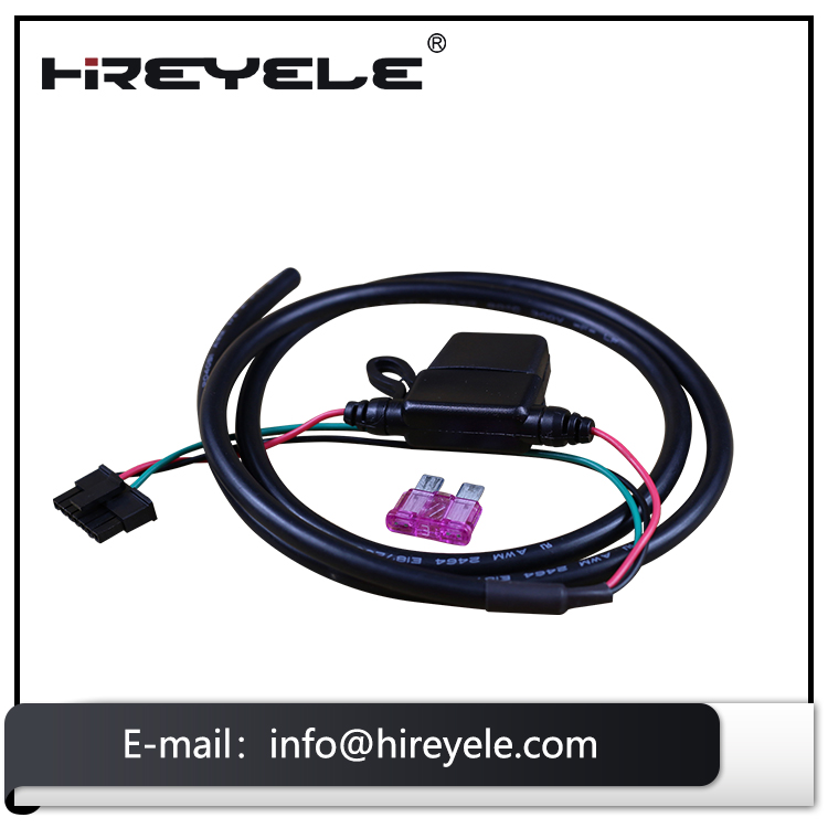 Auto Car Electrical Connector Wiring Harness For Different Auto Brands