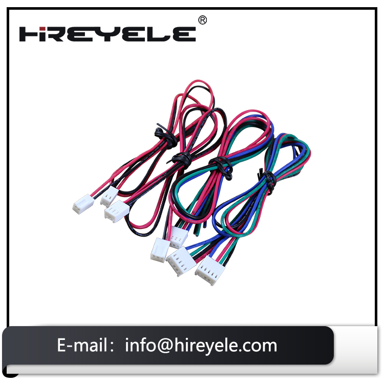 JST ZH PH 4Pin Connectors Cable Assembly Wiring Harness