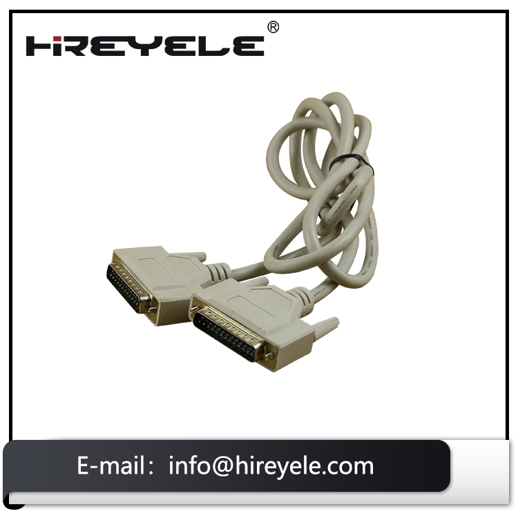 DC Plug And Jack Cable Assembly
