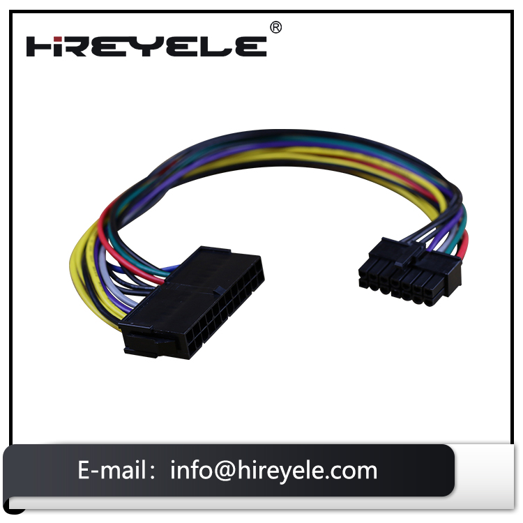 6 Pin Electronic Connector Wire Harness