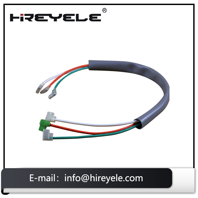 Custom JST Connector Rail Control Wire Harness