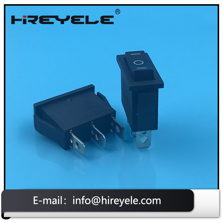 KCD3 ON OFF ON T125 55 Rocker Switch 3 Position