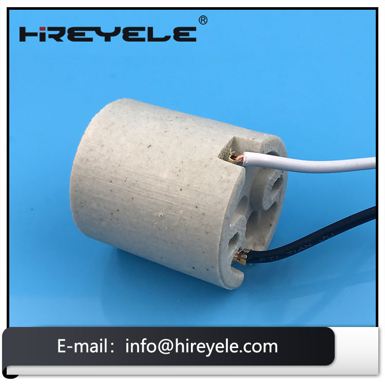 250V 660W E26 Porcelain Lamp Holder