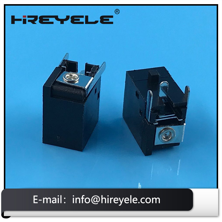2.5mm DC Power Jack Socket Female Panel Mount Connector