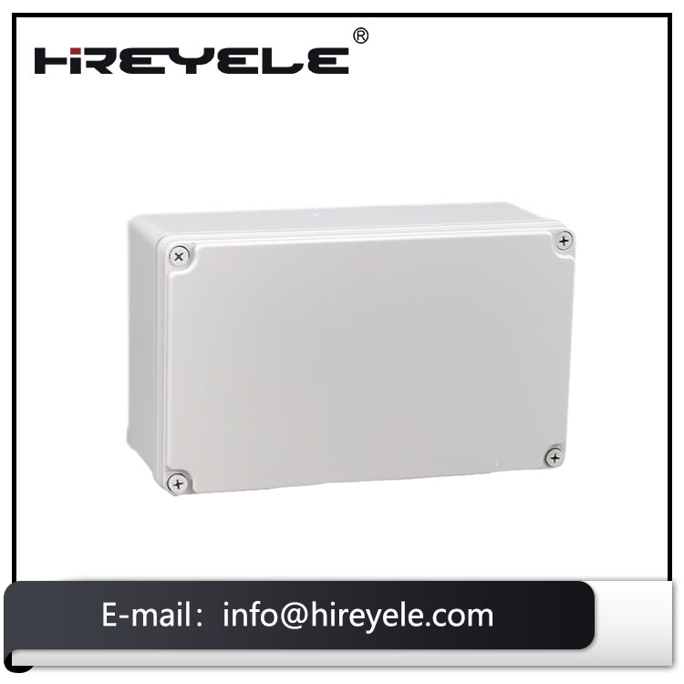IP67 Din Rail ABS Plastic Box Enclosure Electronic With IK08