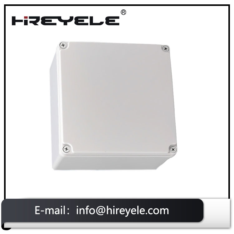 Din Rail ABS IP67 Protection Level Plastic Enclosure Box Electronic