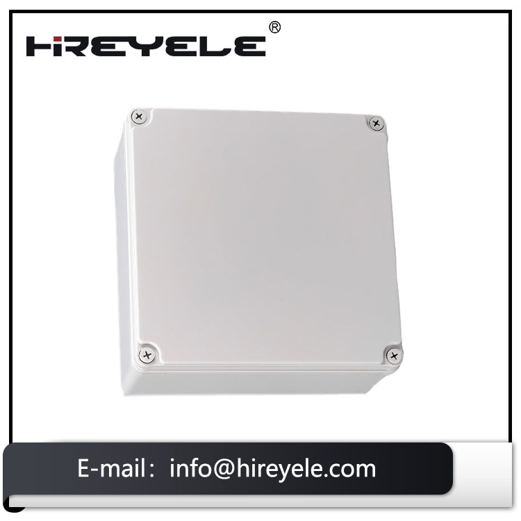 IP67 Custom ABS Plastic Box For Electronic Device