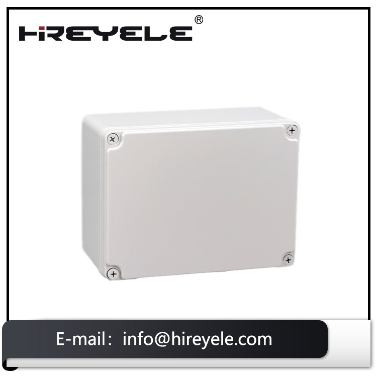 IP67 ABS Waterproof Junction Box For CCTV Camera