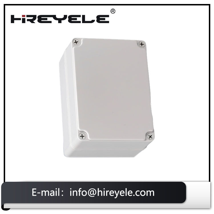 Plastic ABS IP67 Enclosure Junction Box junction Case Waterproof