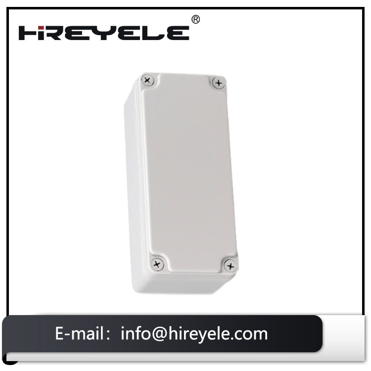 IP67 Protection Level ABS Plastic Waterproof Electrical Junction Box Enclosure