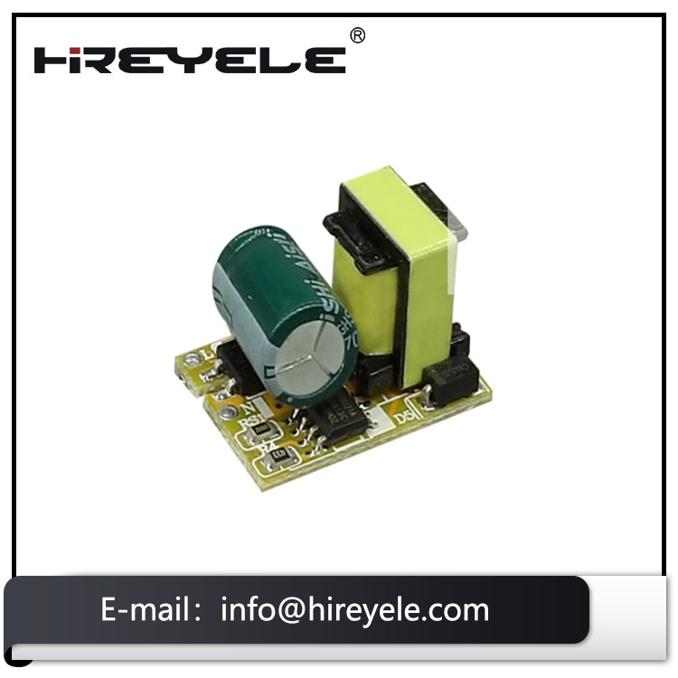 9W 80V DC Constant Current LED Drivers For LED Bulb Lights