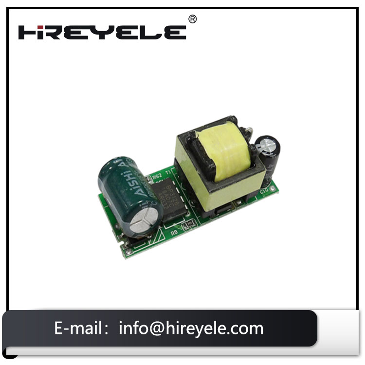 13W Bulb Driver Naked PCB Constant Current Non Isolated LED Driver Built-in Power Supply For Bulb Light