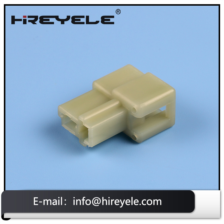 High quality KET 2pin 6.3mm pitch connector from China
