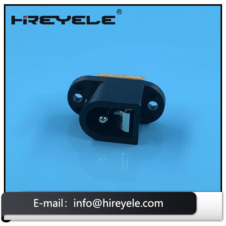 Electrical Plug Industrial Application 3 pin dc power jack