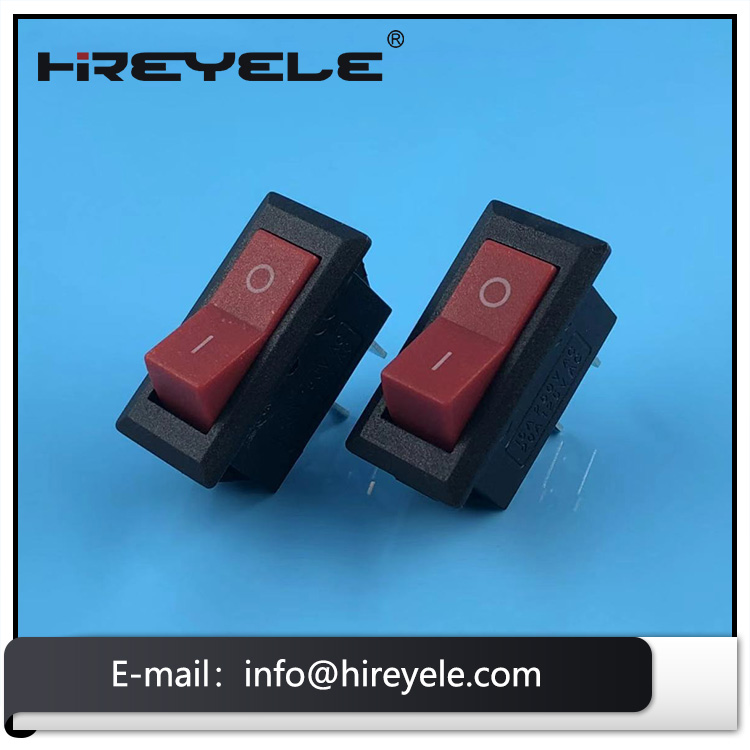 China wholesale motorcycle electromobile led kcd2 rocker switch t85